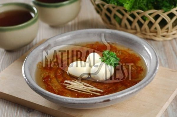 Bird nest soup with yunnan ham and egg servings forumfinder Image collections